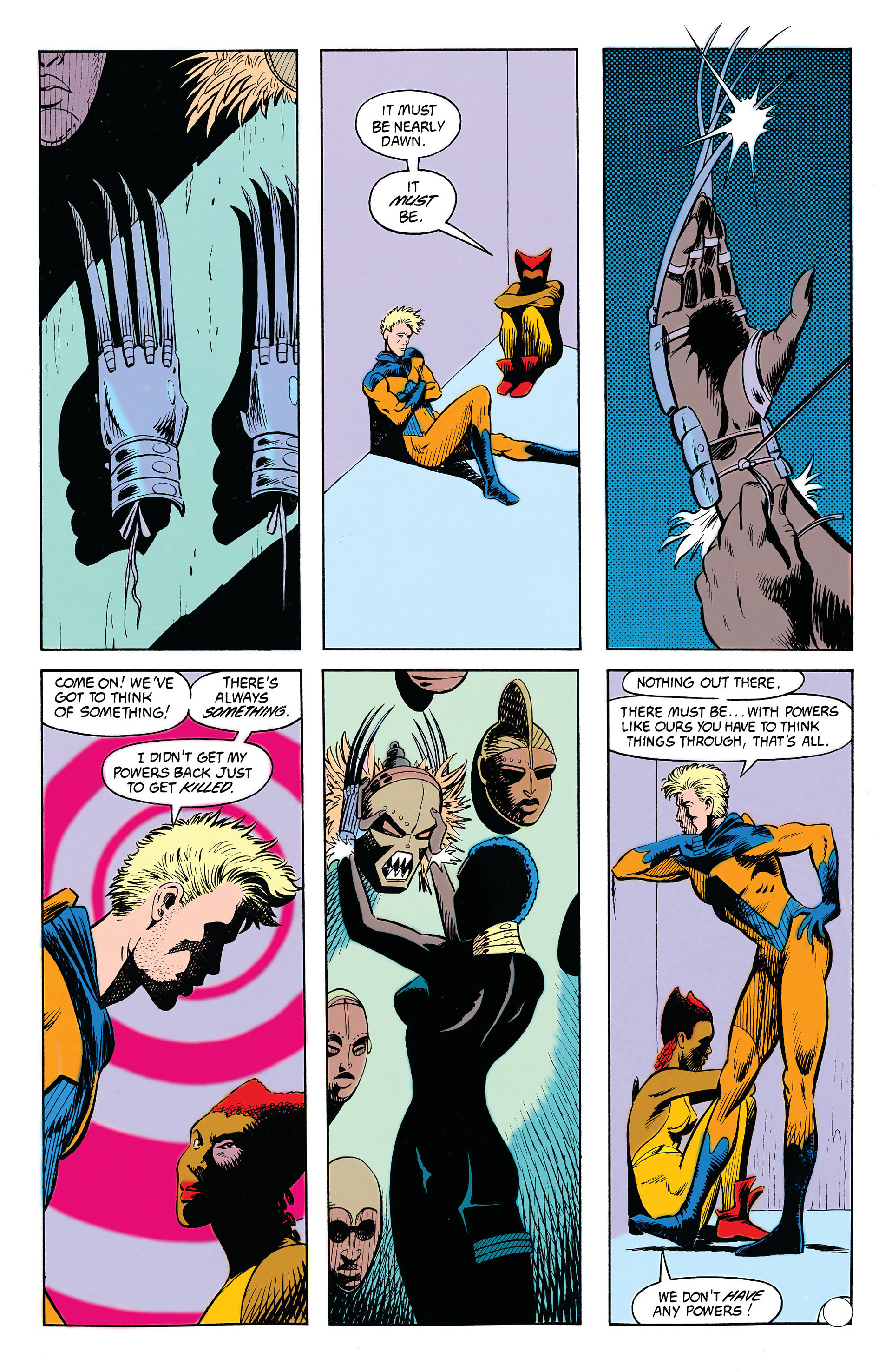 Read online Animal Man (1988) comic -  Issue #11 - 23
