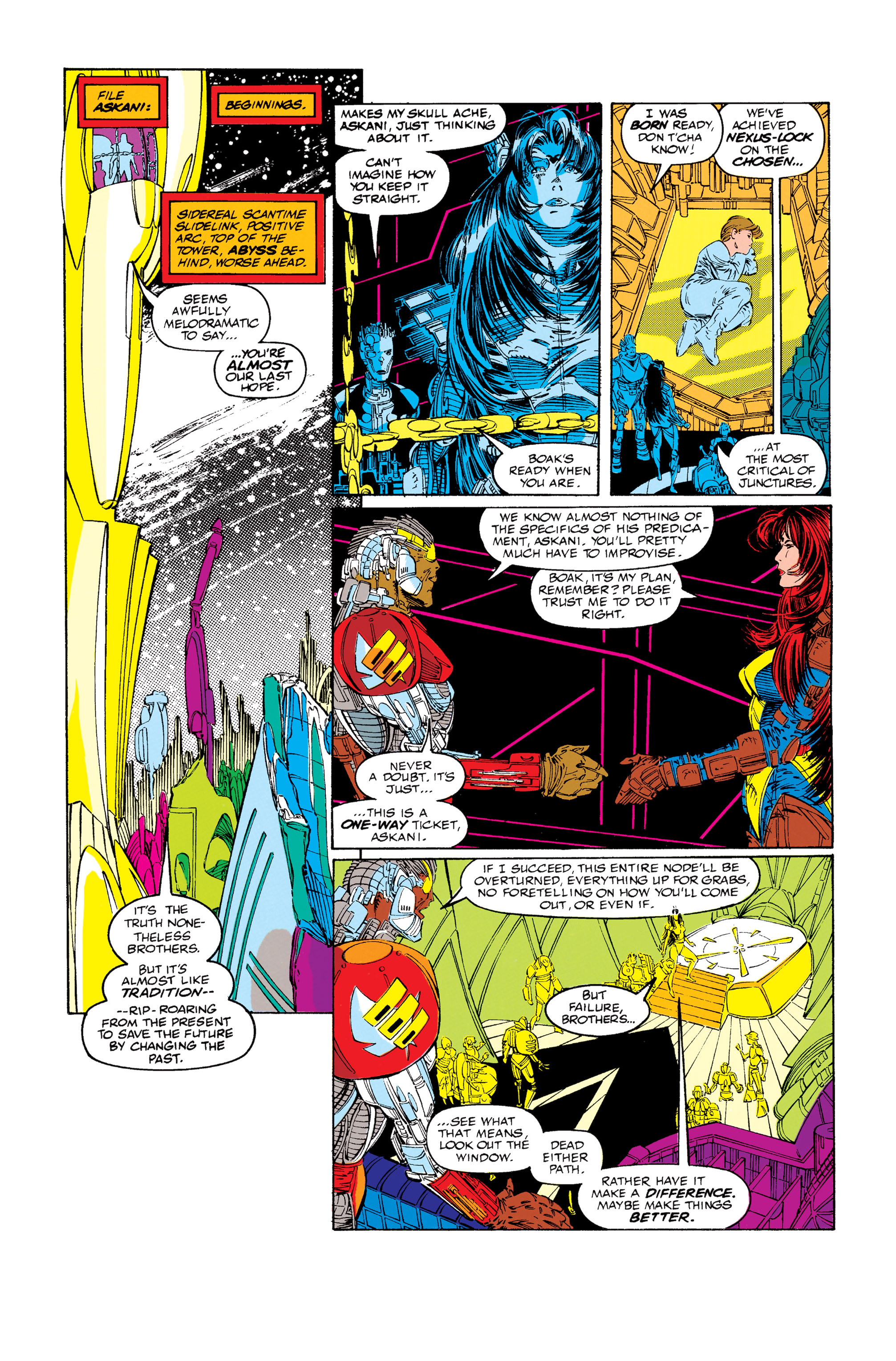 Read online X-Factor (1986) comic -  Issue #67 - 5