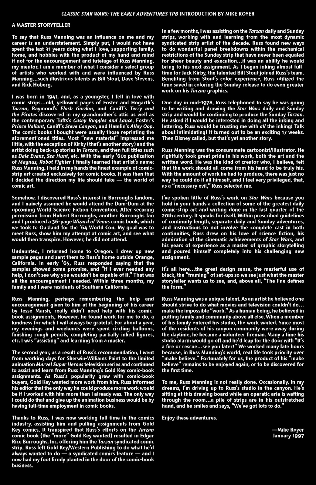 Read online Star Wars Legends: The Newspaper Strips - Epic Collection comic -  Issue # TPB (Part 5) - 73