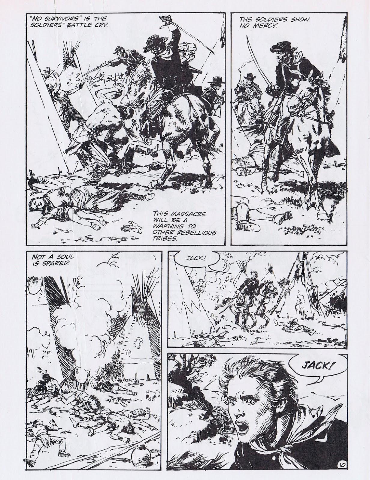 Read online Merchants of Death comic -  Issue #2 - 12