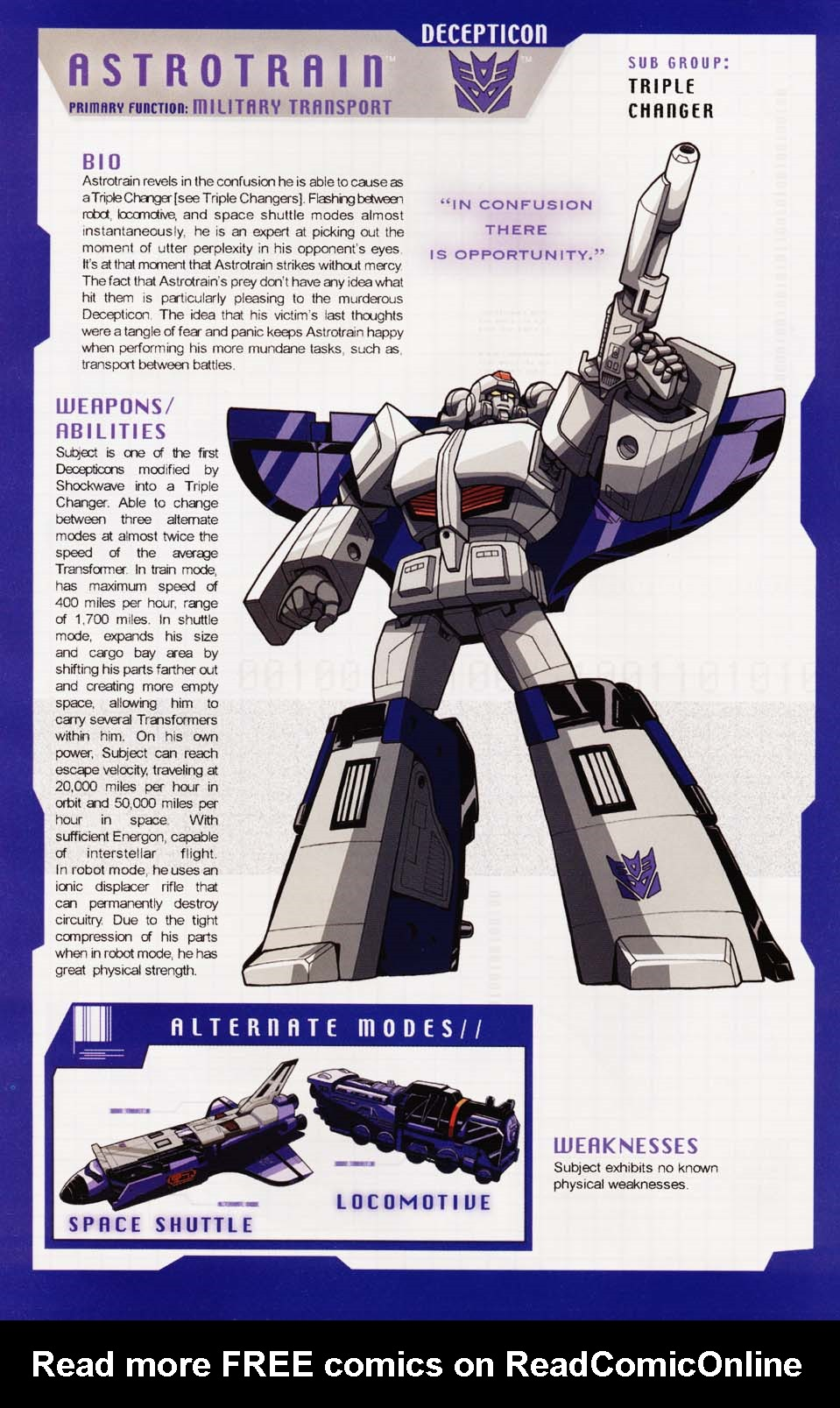 Read online Transformers: More than Meets the Eye comic -  Issue #1 - 14