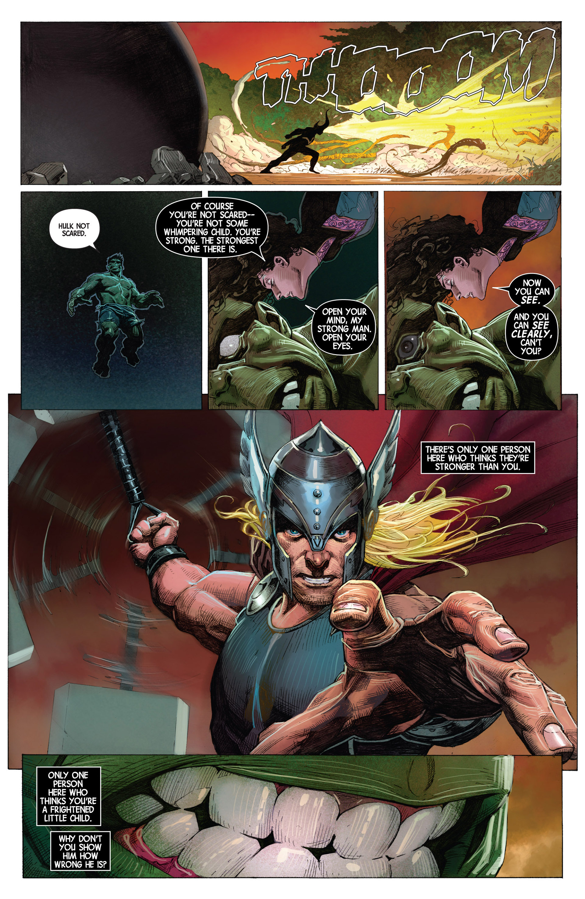 Read online Avengers (2013) comic -  Issue #1 - 17