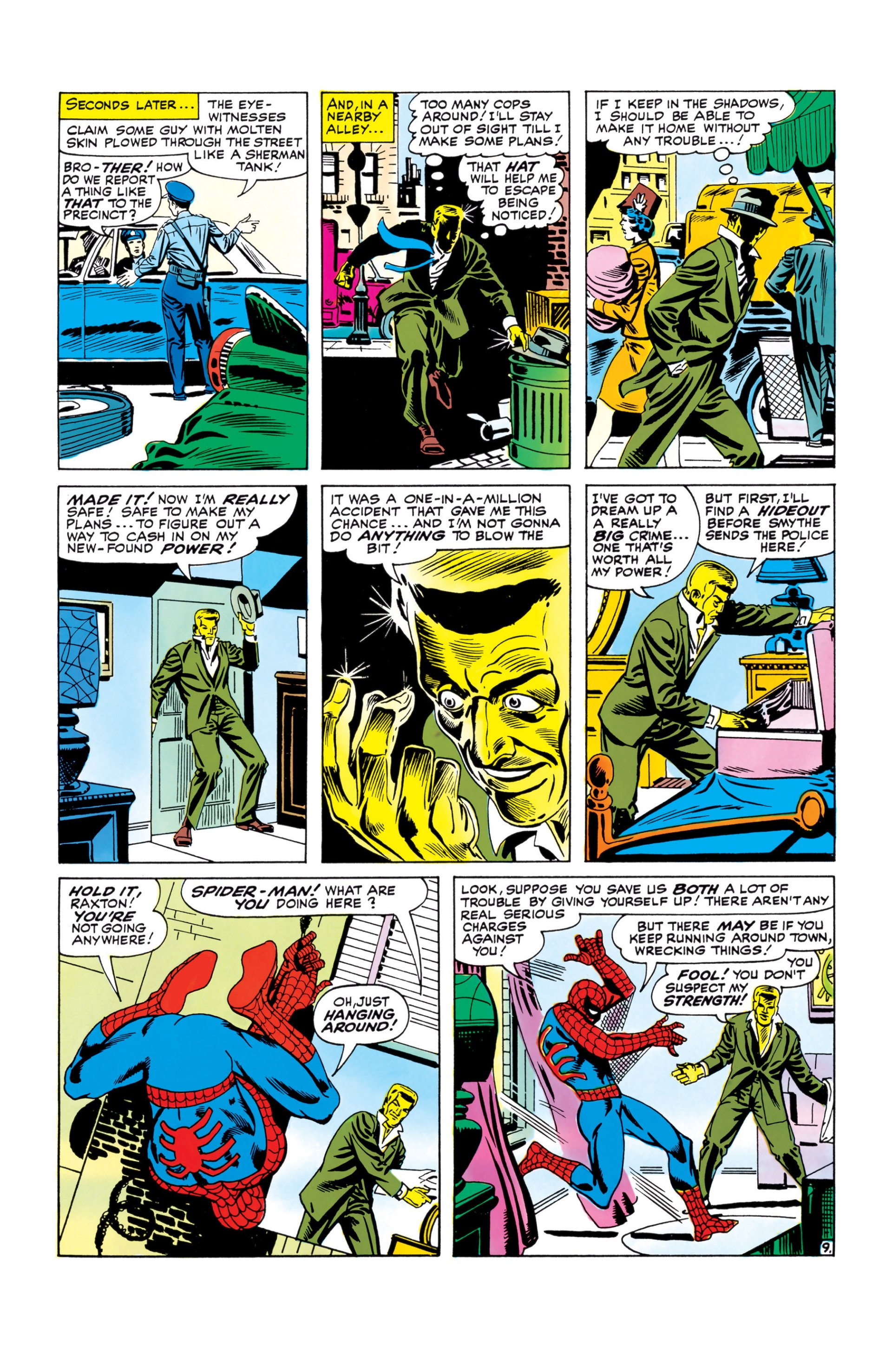 The Amazing Spider-Man (1963) 28 Page 9