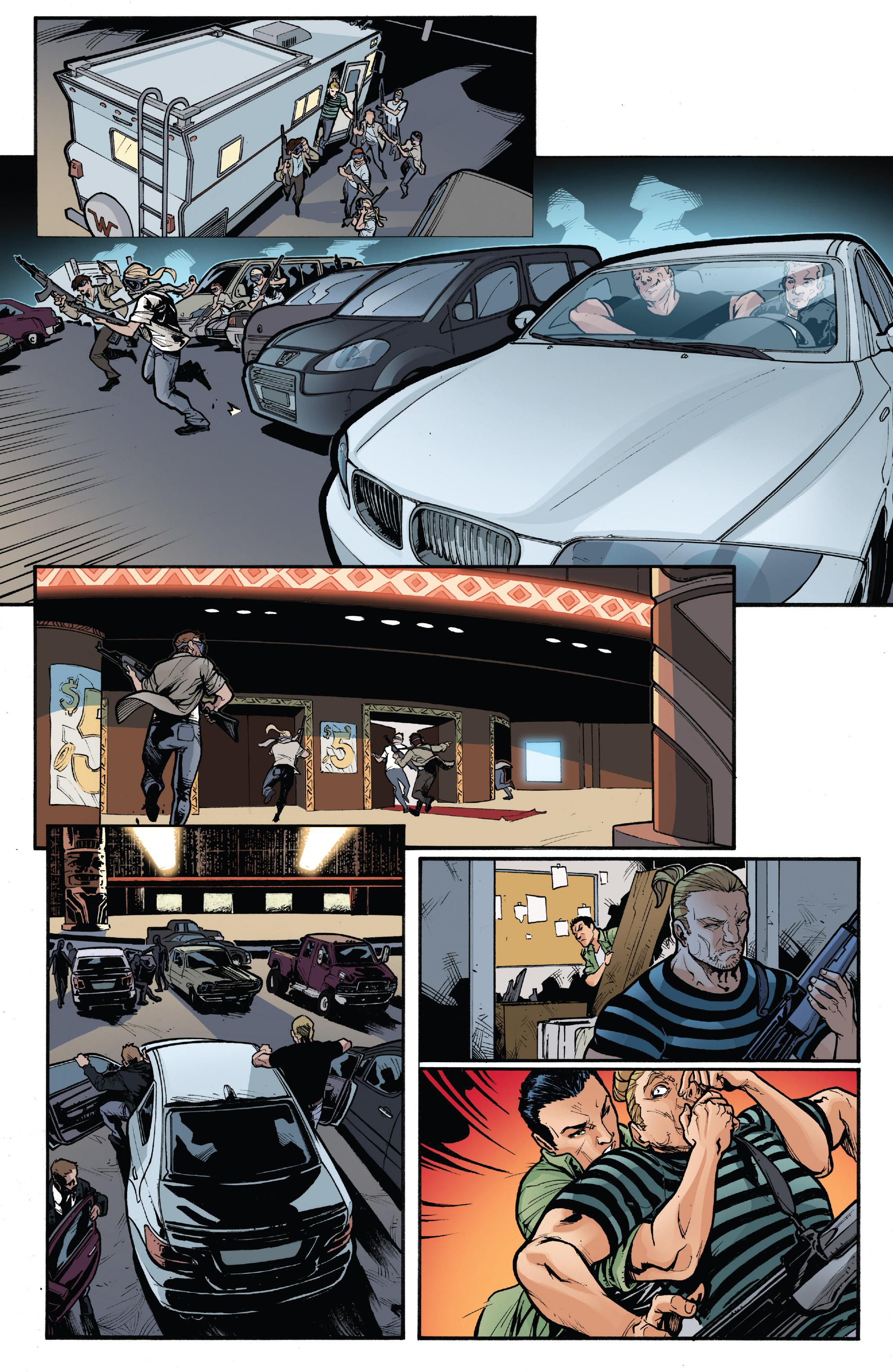 Read online 3 Guns comic -  Issue #6 - 4