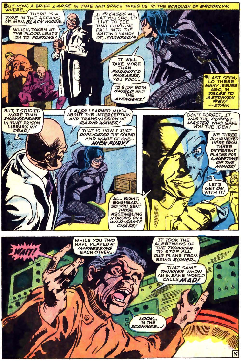 The Avengers (1963) 63 Page 14