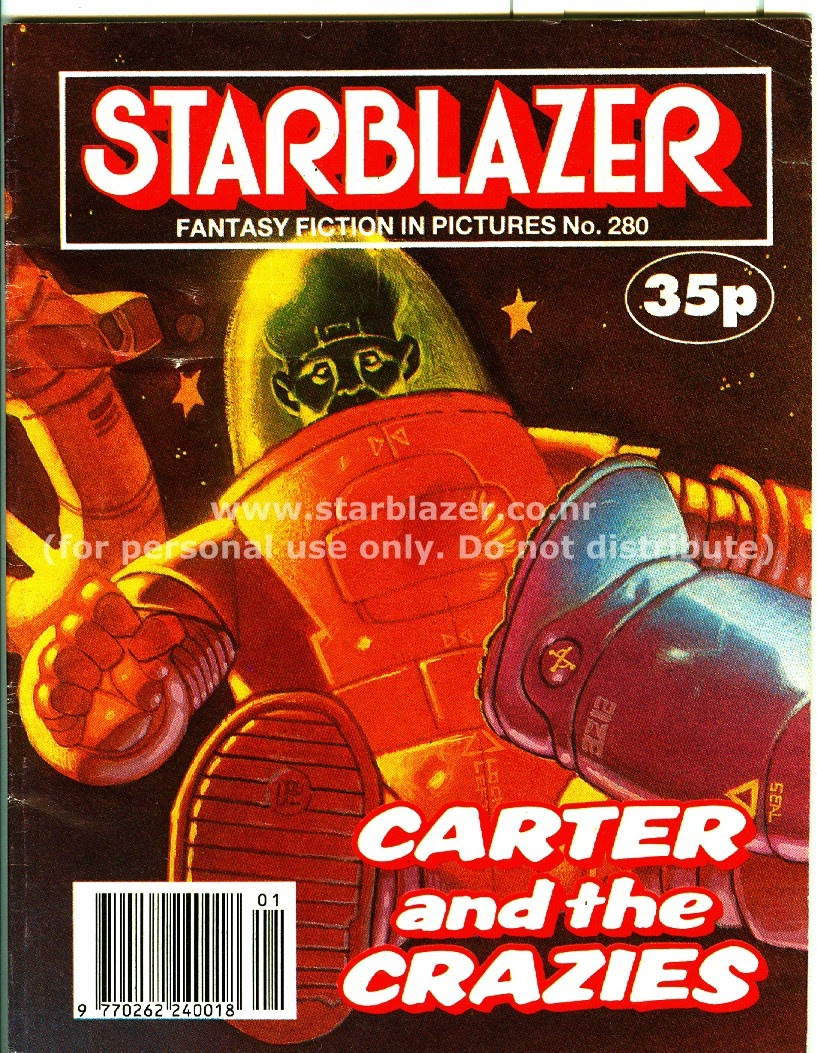 Starblazer issue 280 - Page 2