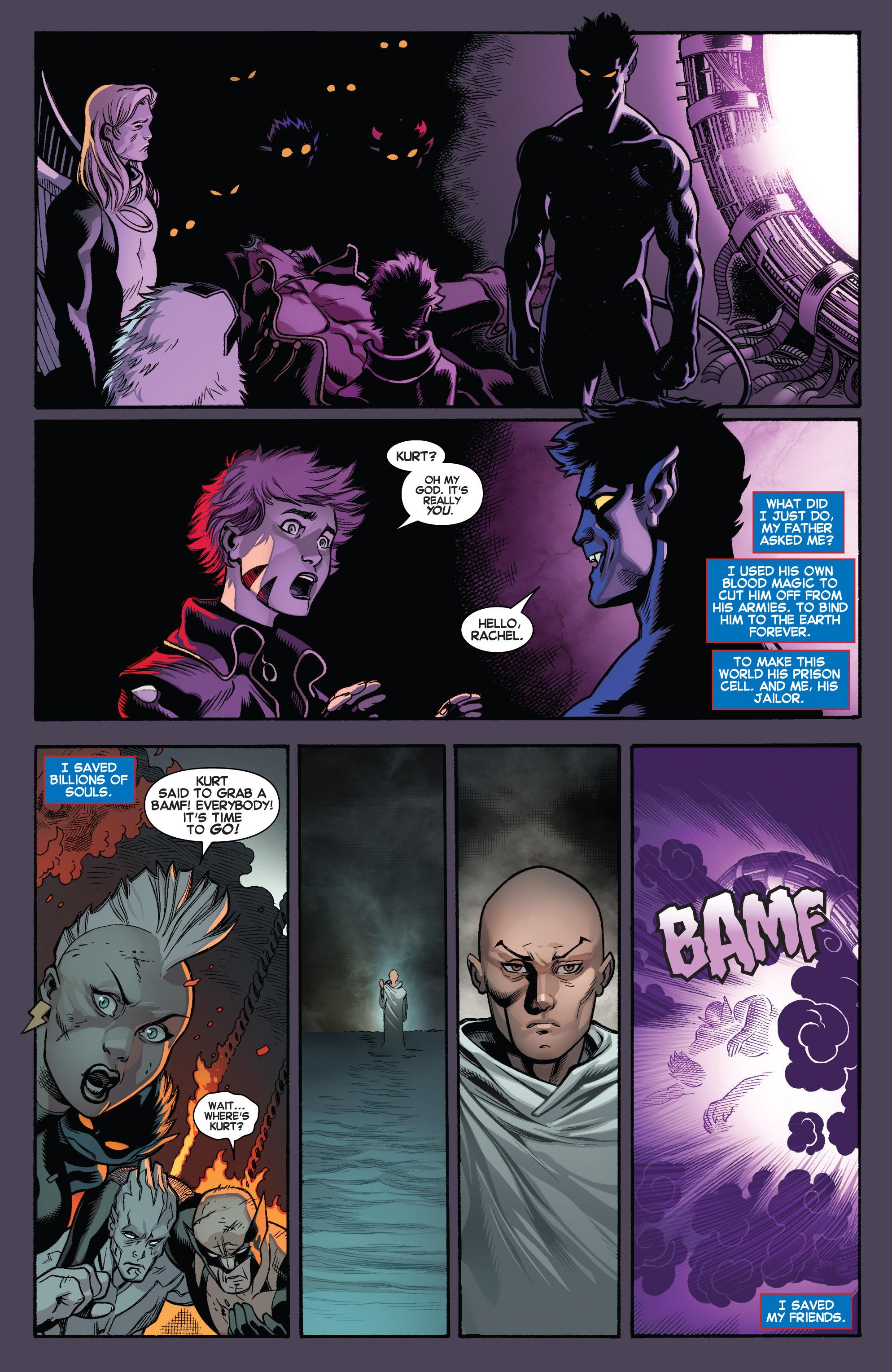Read online Amazing X-Men (2014) comic -  Issue #5 - 17