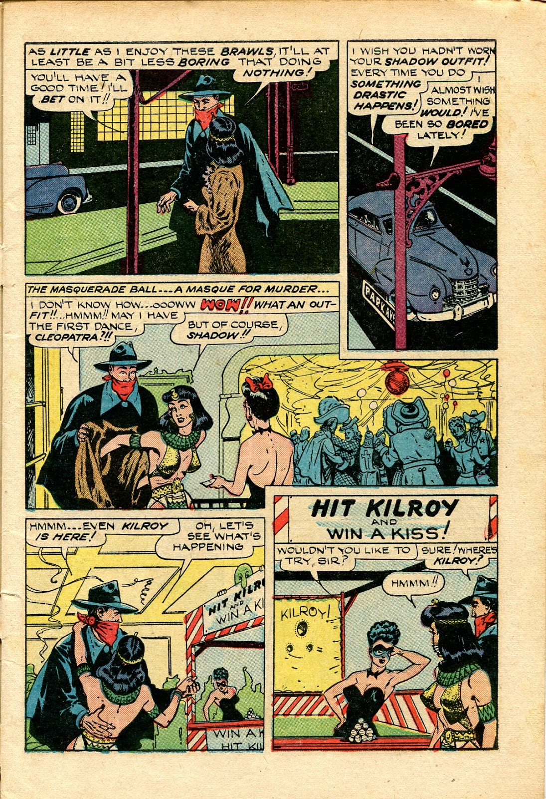 Shadow Comics issue 81 - Page 5