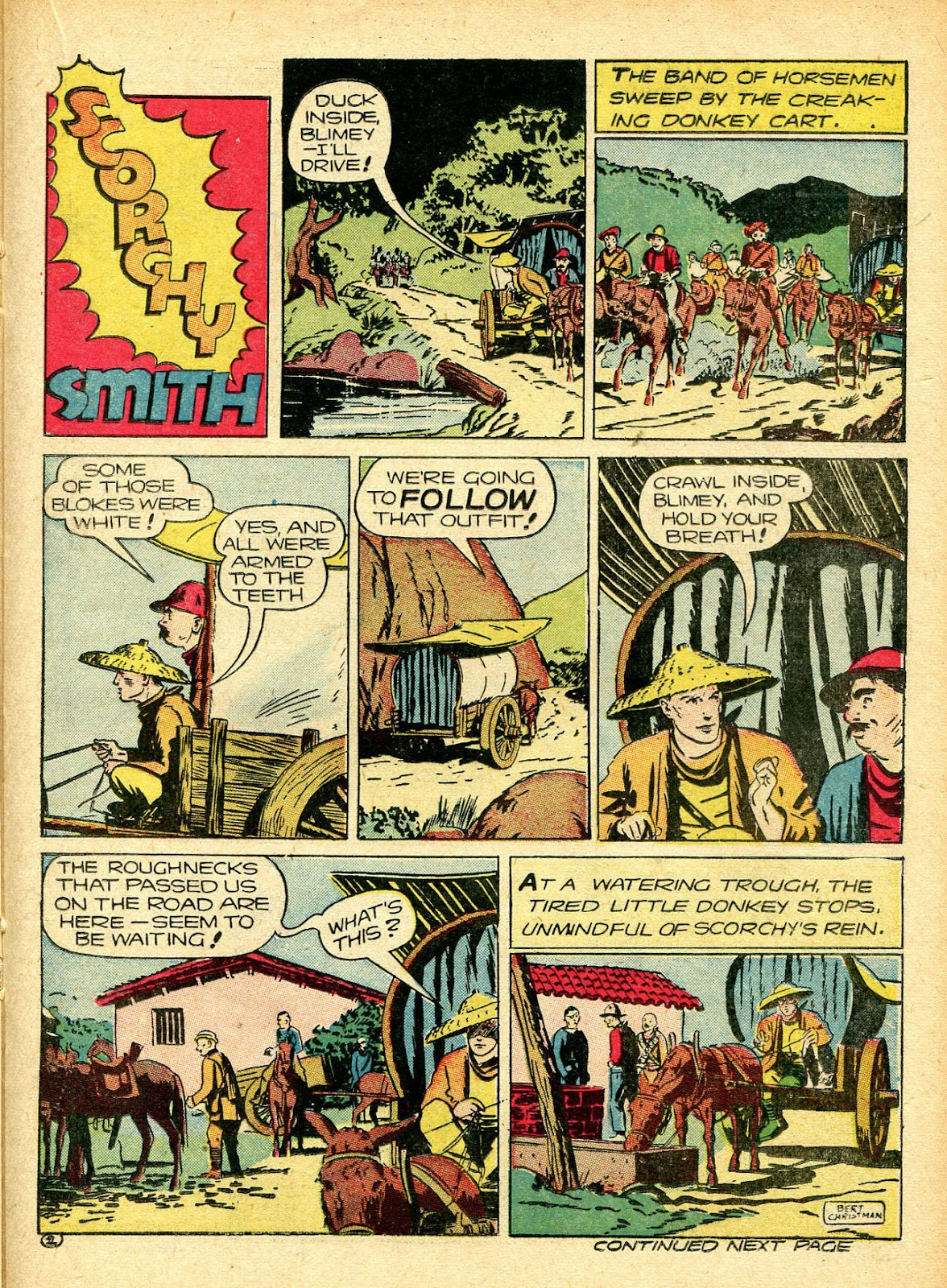 Read online Famous Funnies comic -  Issue #94 - 37
