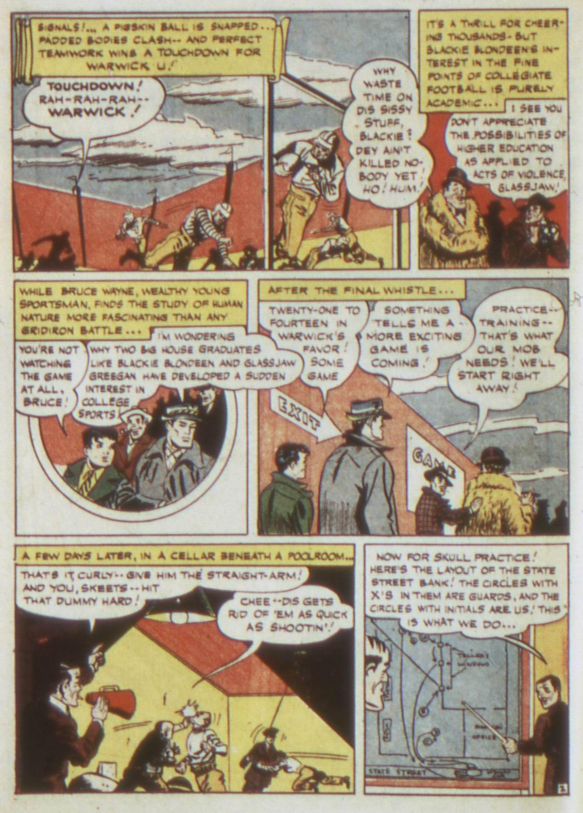 Read online Detective Comics (1937) comic -  Issue #82 - 4
