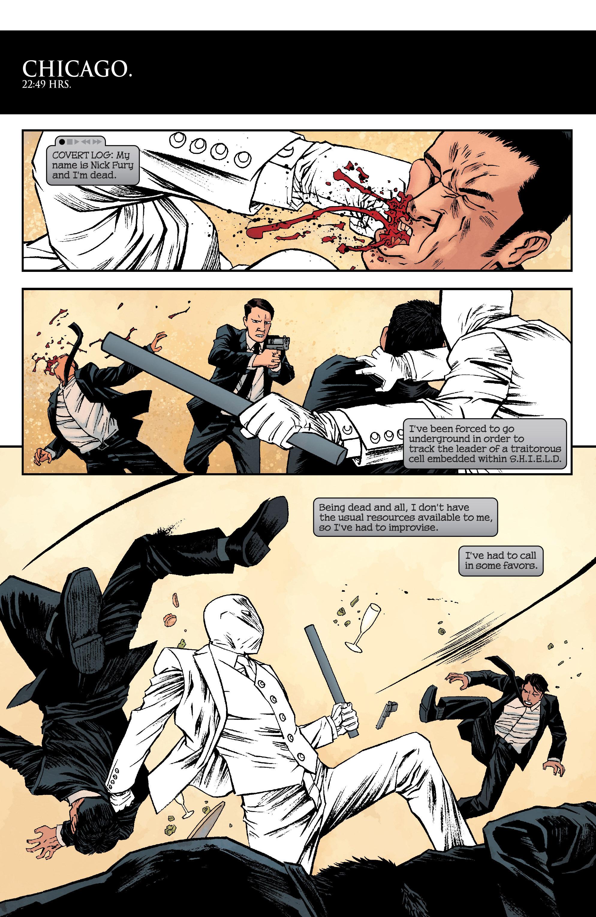 Read online Civil War II: Choosing Sides comic -  Issue #2 - 20