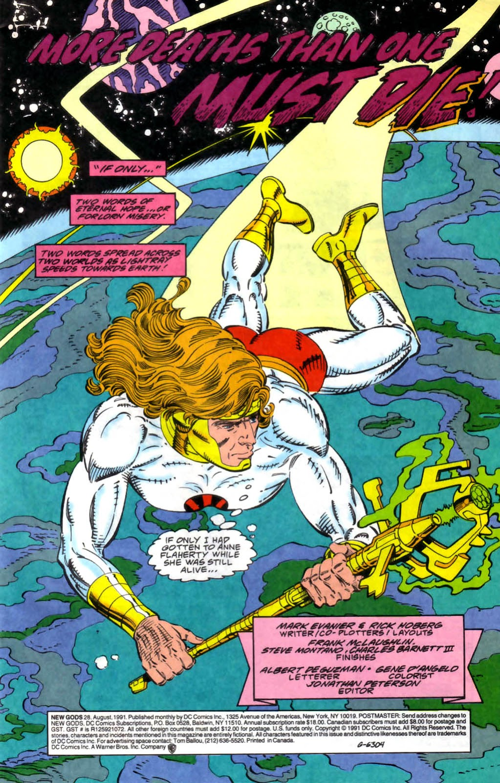 The New Gods (1989) 28 Page 2