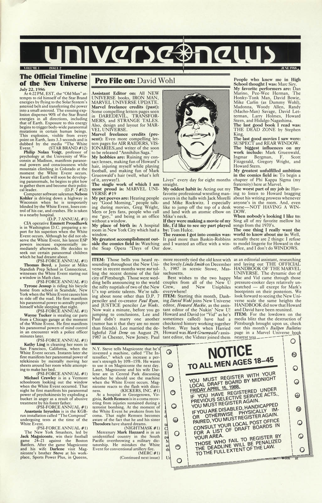 Justice (1986) 20 Page 30