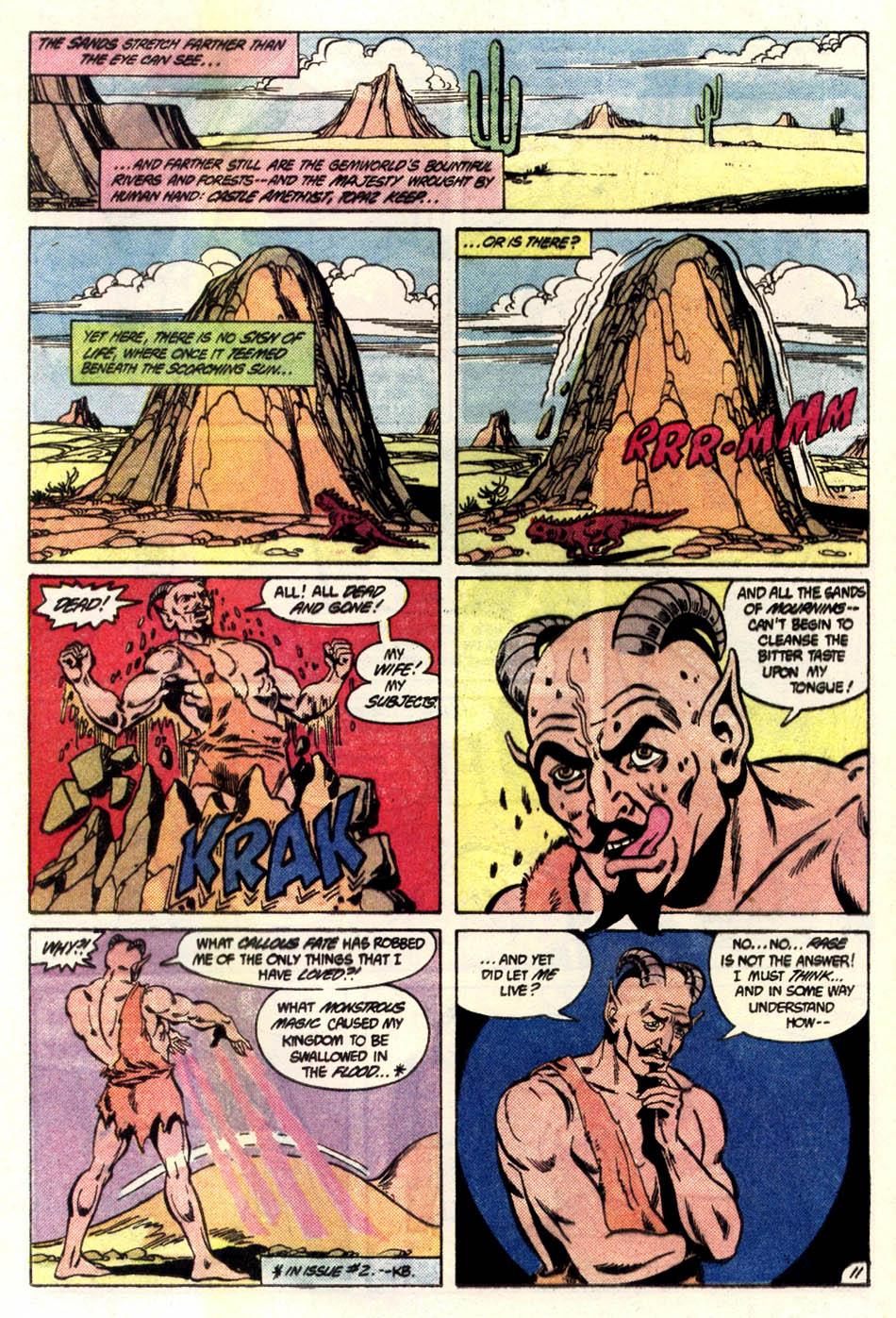 Read online Amethyst (1985) comic -  Issue #4 - 12