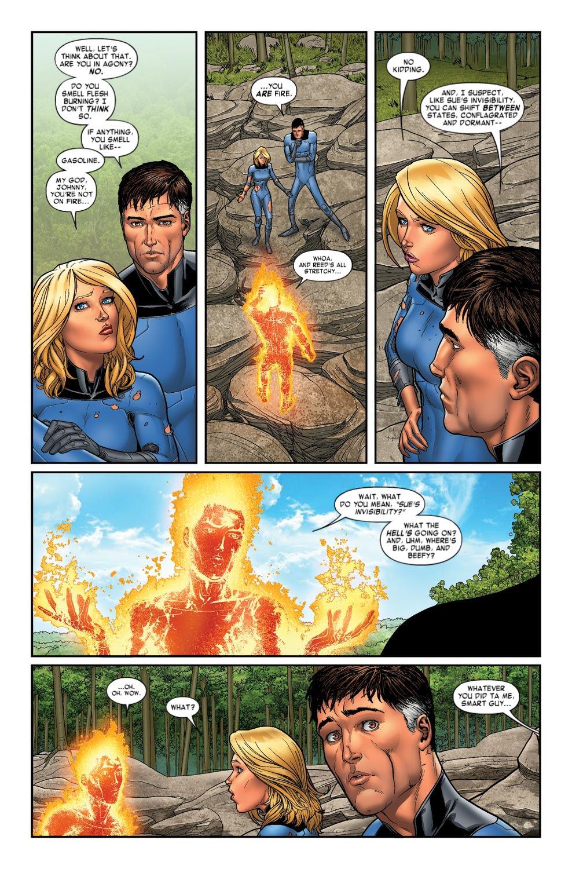 Read online Fantastic Four: Season One comic -  Issue # TPB - 24