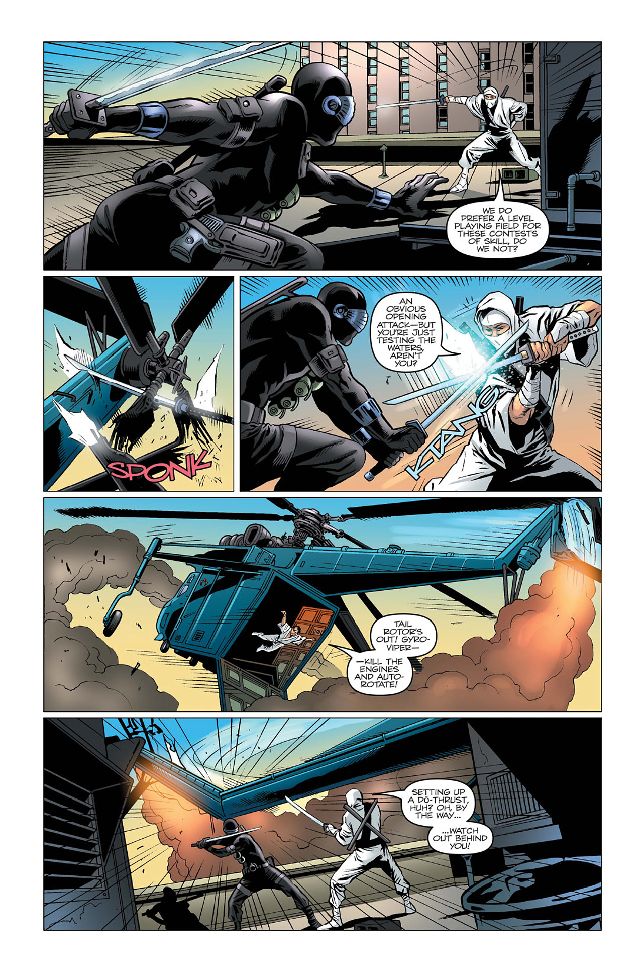 G.I. Joe: A Real American Hero 164 Page 18