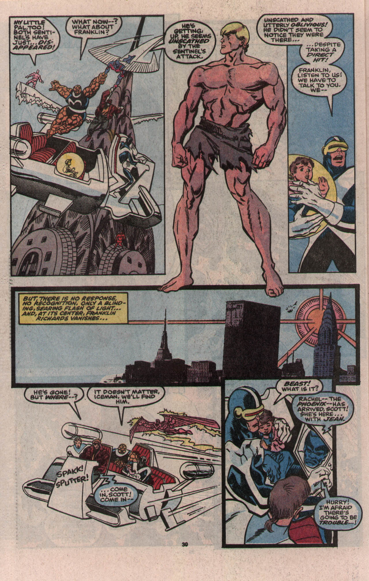 Read online X-Factor (1986) comic -  Issue # _ Annual 5 - 26