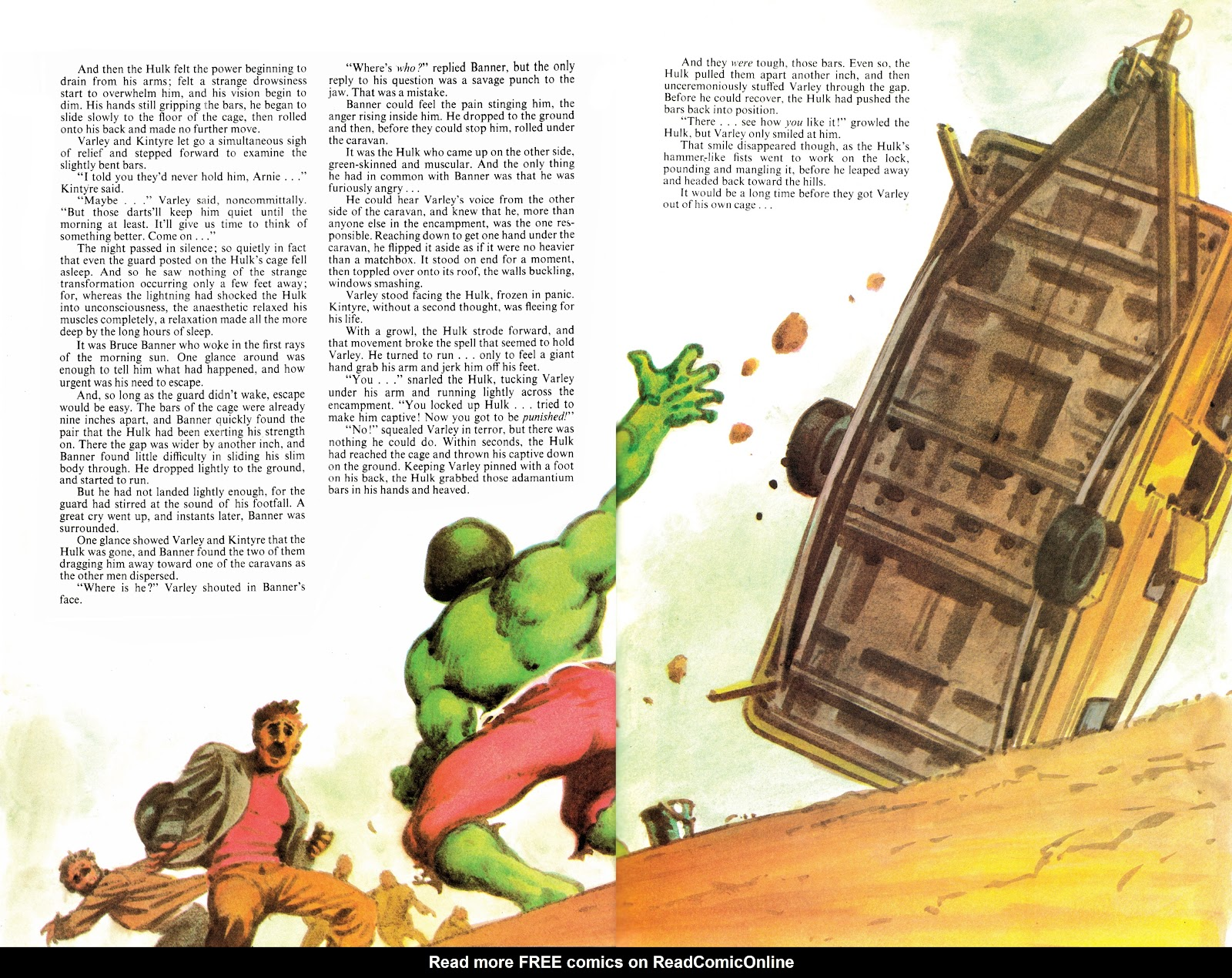 Read online Hulk: From The Marvel UK Vaults comic -  Issue # TPB (Part 2) - 78