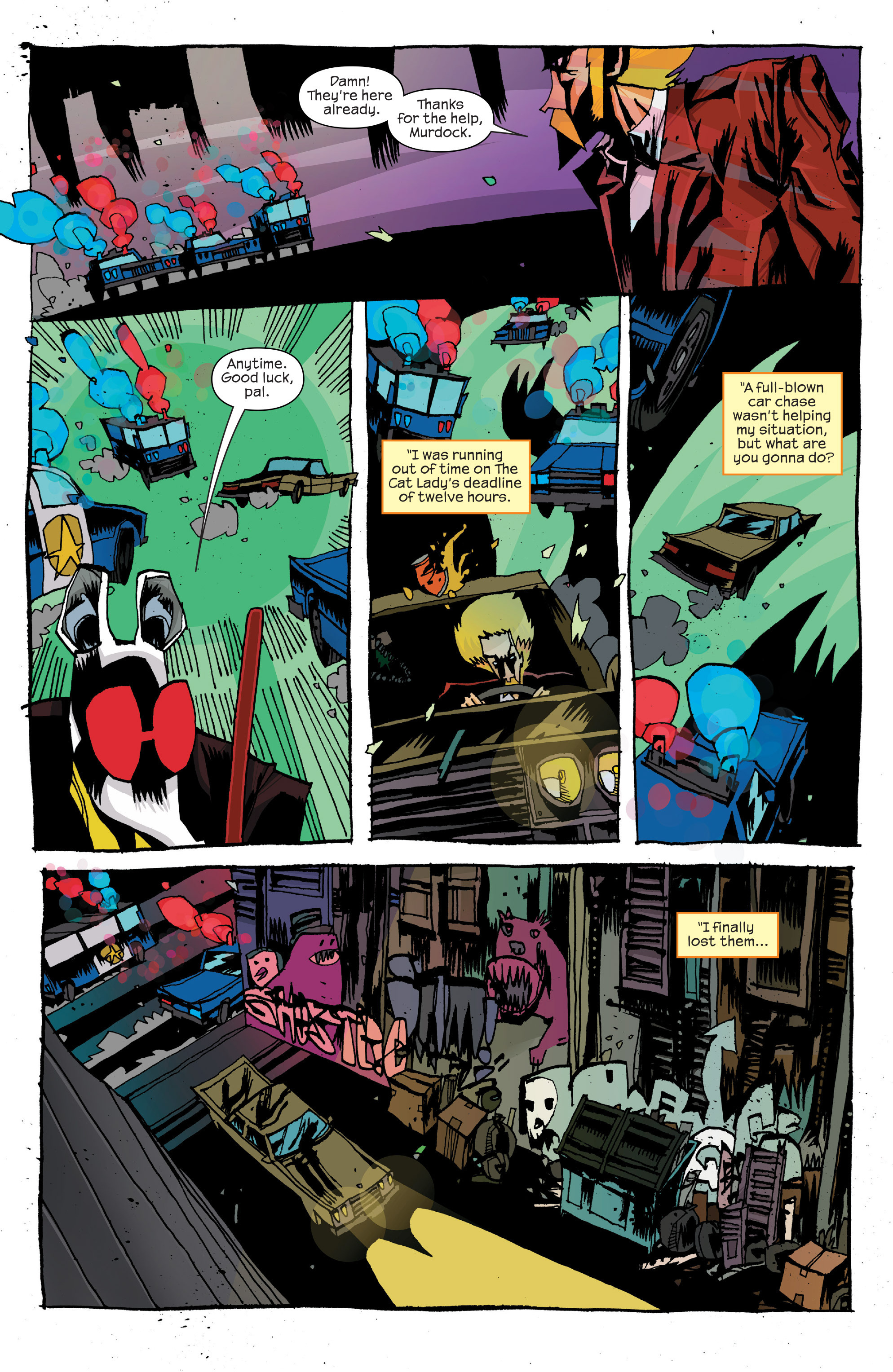 Read online Secret Wars Journal/Battleworld comic -  Issue # TPB - 225
