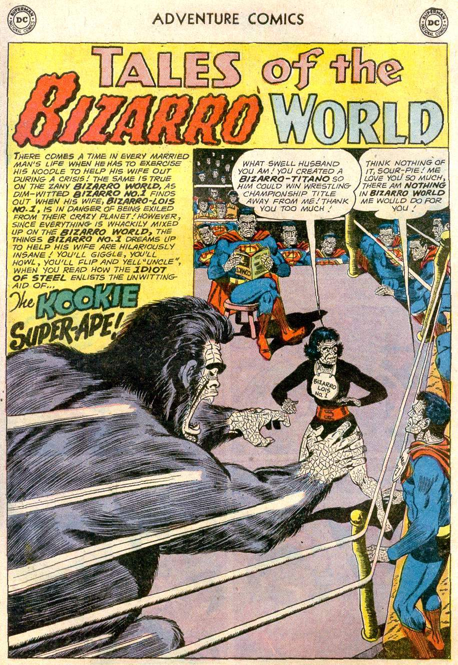 Read online Adventure Comics (1938) comic -  Issue #295 - 21