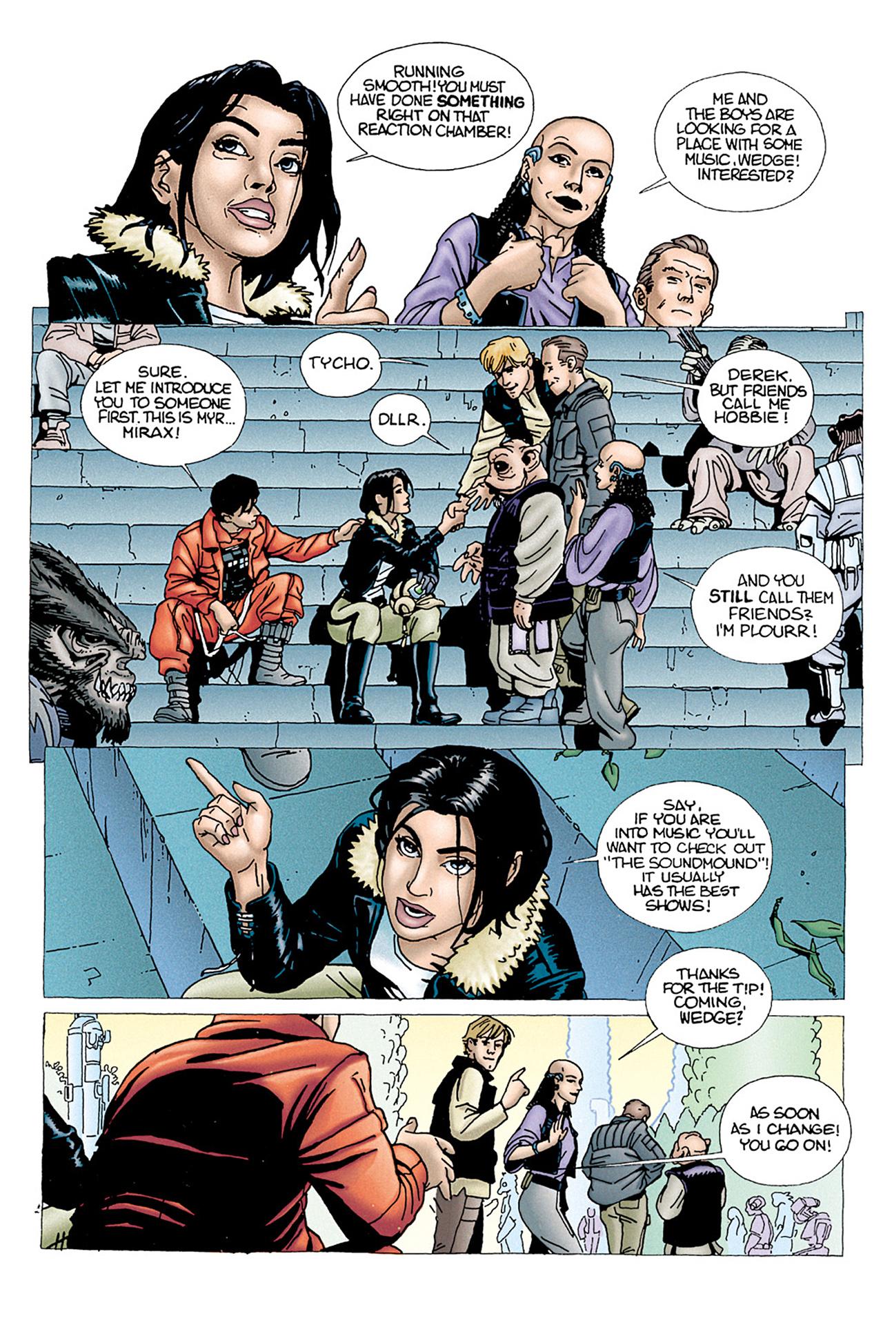 Read online Star Wars Omnibus comic -  Issue # Vol. 1 - 185