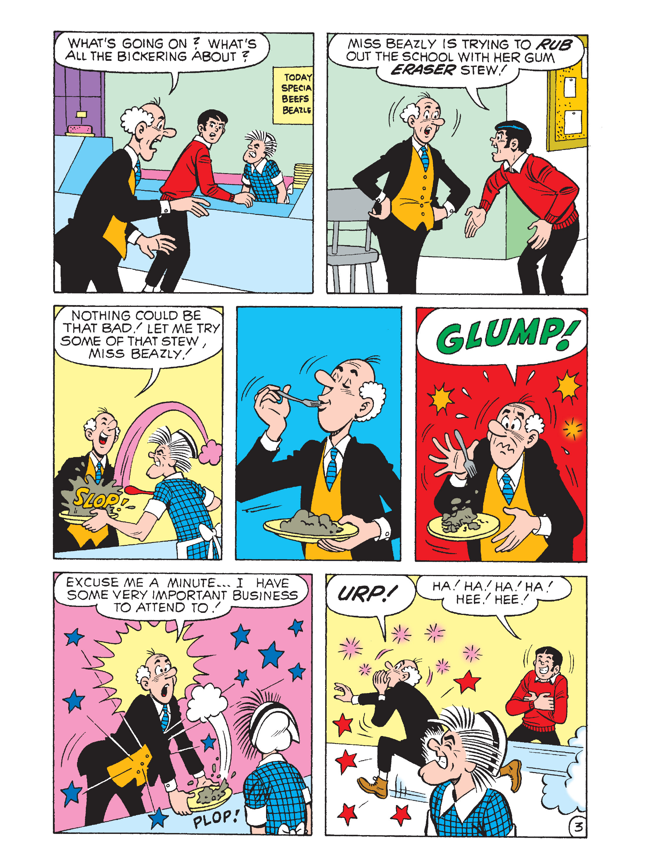 Read online Archie 1000 Page Comics Bonanza comic -  Issue #2 (Part 2) - 141