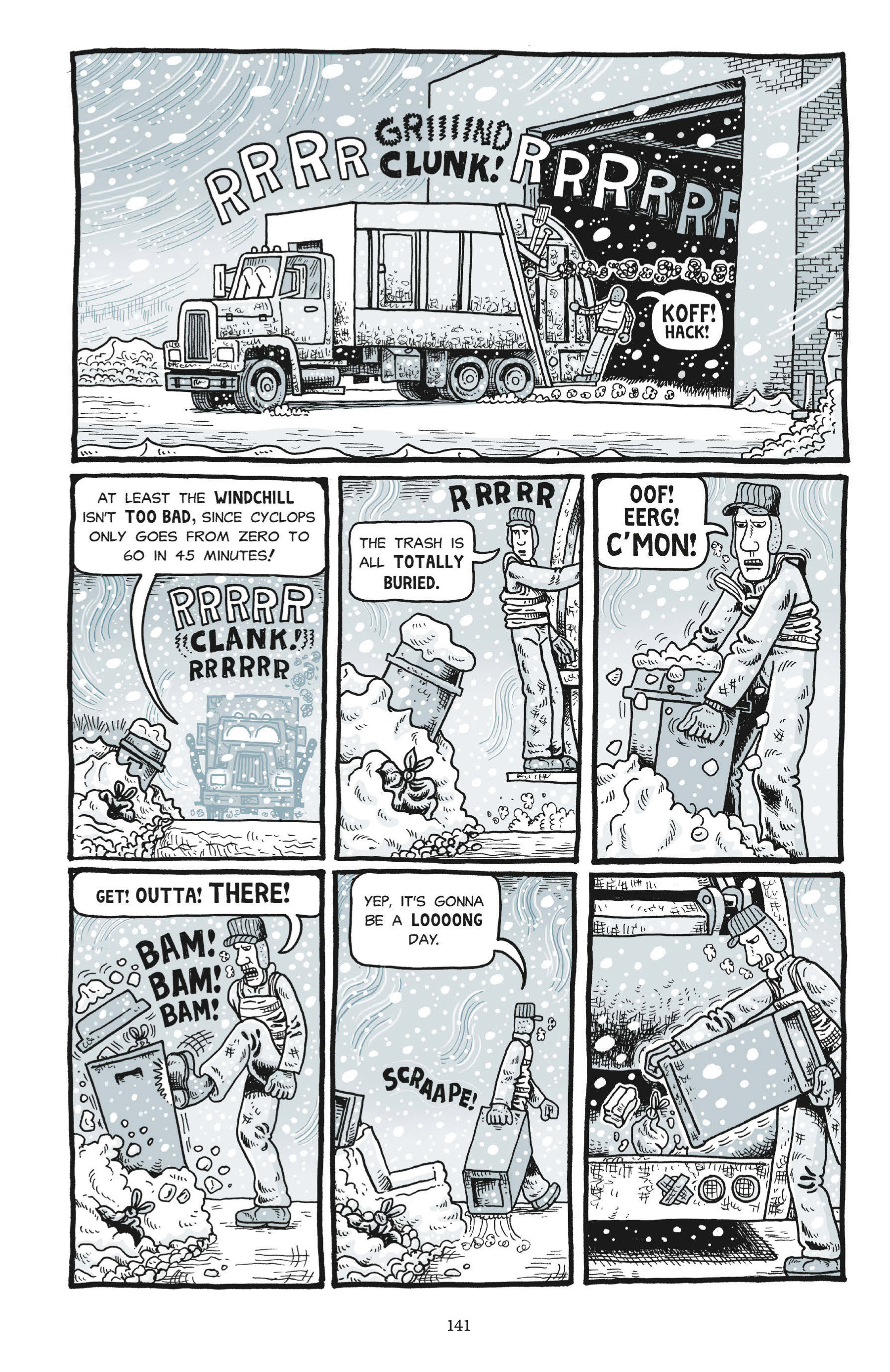 Read online Trashed comic -  Issue # Full - 135