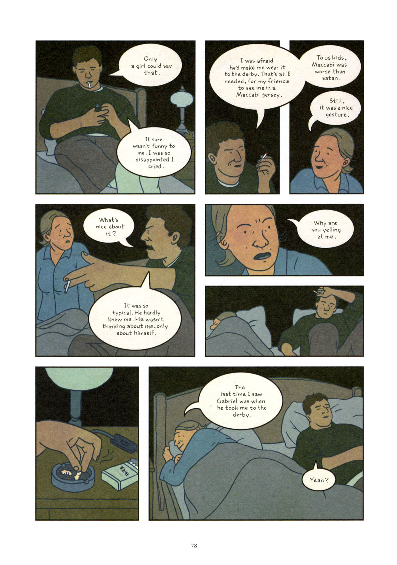 Read online Exit Wounds comic -  Issue # TPB - 79
