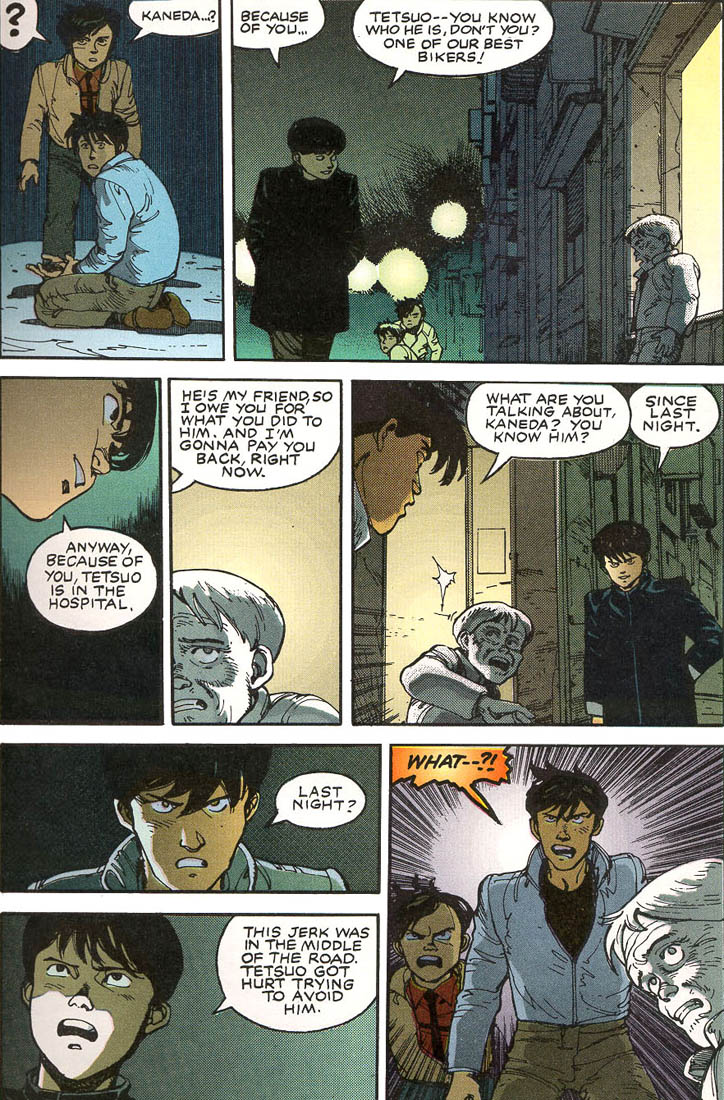 Read online Akira comic -  Issue #1 - 43
