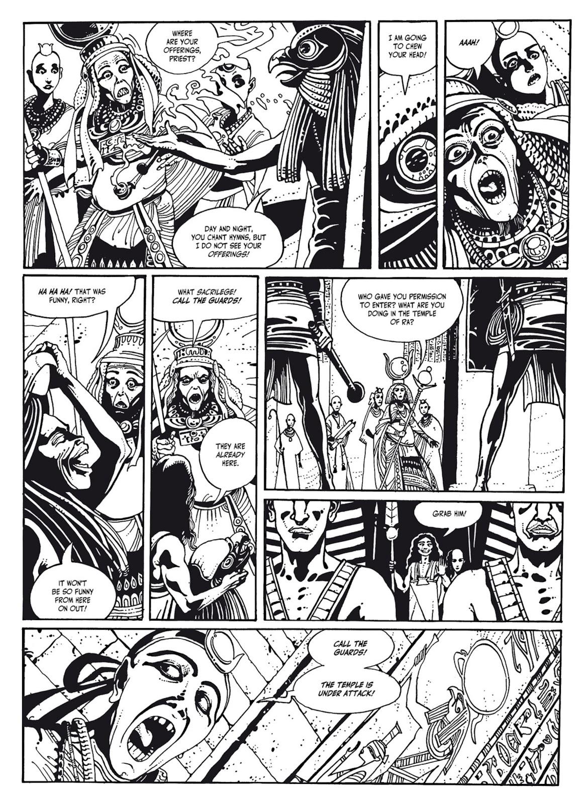 Read online The Egyptian Princesses comic -  Issue # TPB 1 (Part 2) - 50
