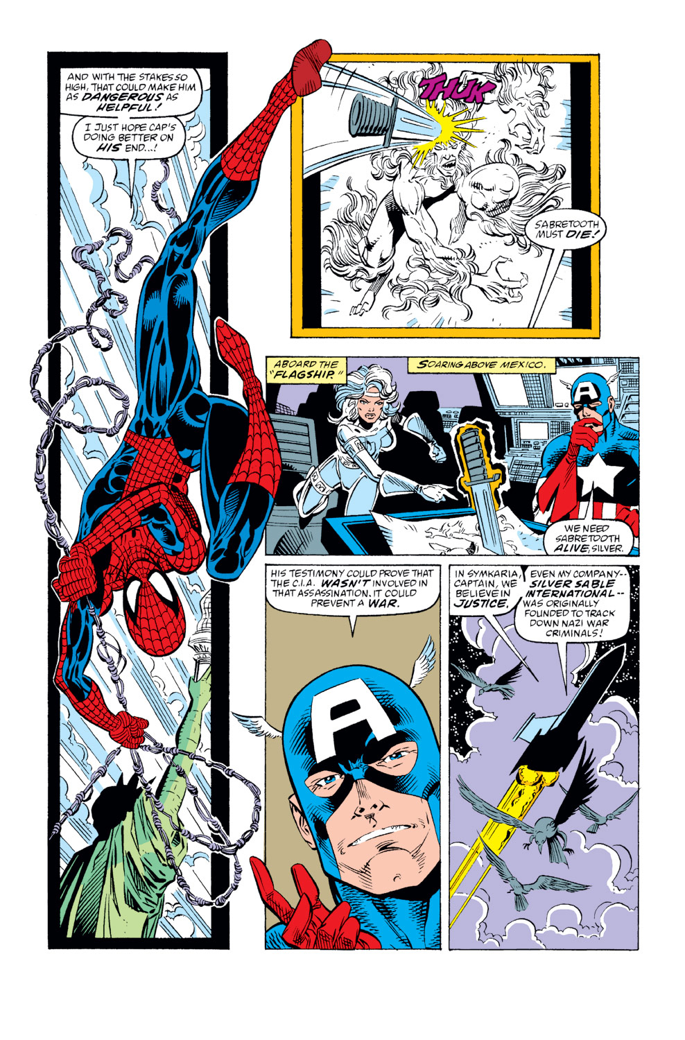 The Amazing Spider-Man (1963) 324 Page 4