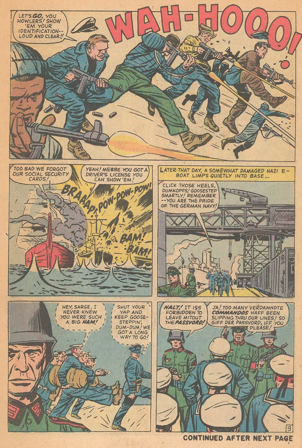 Read online Sgt. Fury comic -  Issue #95 - 14