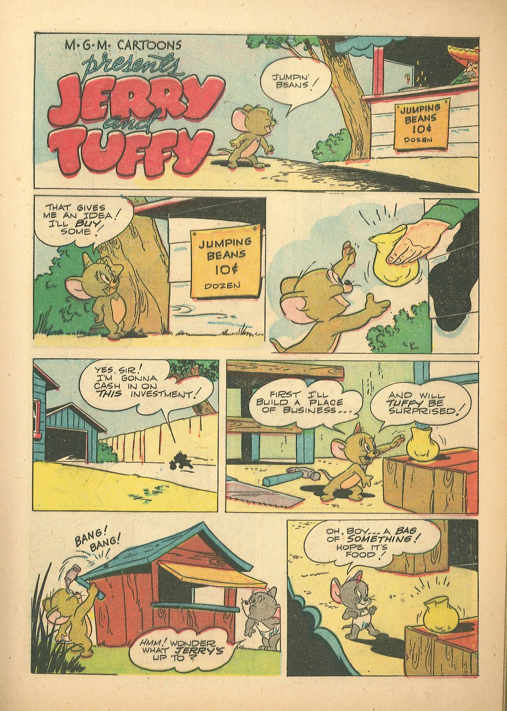 Our Gang with Tom & Jerry issue 59 - Page 13