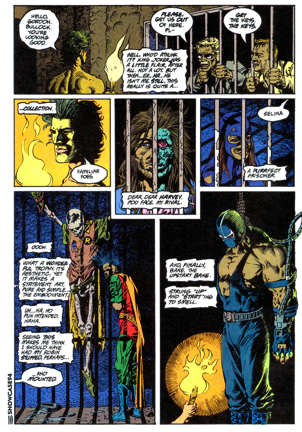 Read online Showcase '94 comic -  Issue #2 - 9