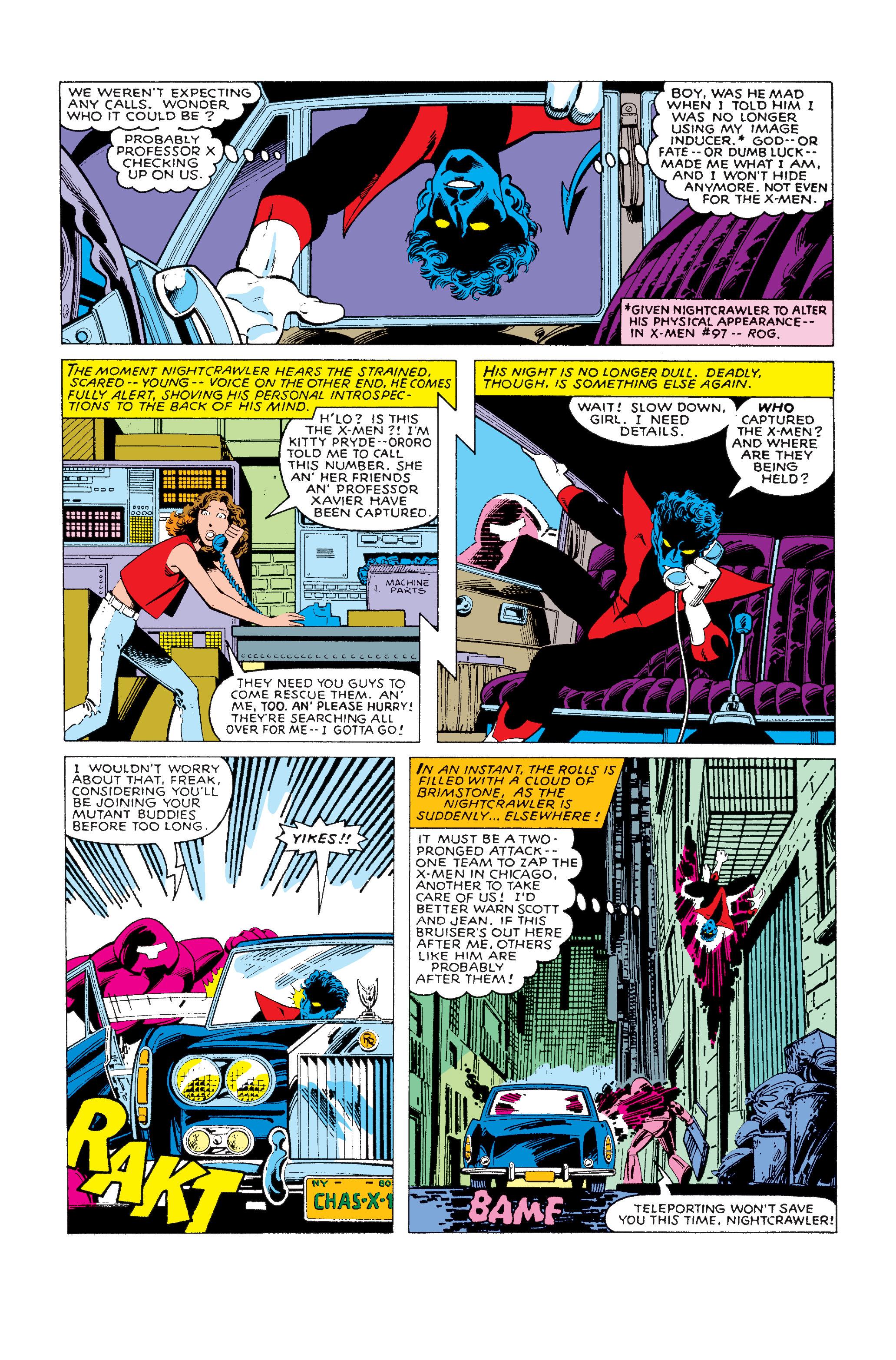 Read online Uncanny X-Men (1963) comic -  Issue #130 - 13
