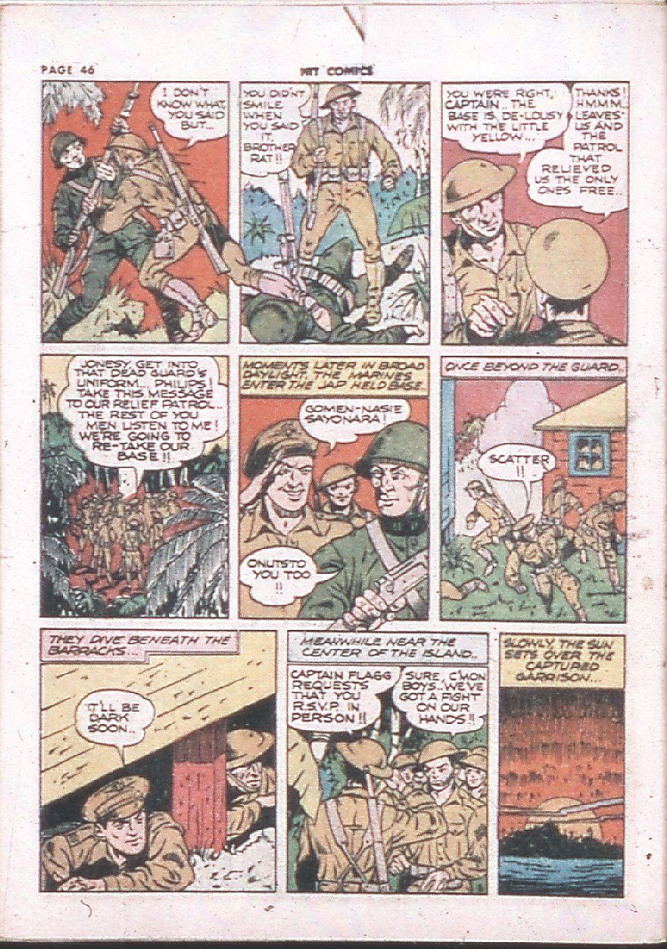 Read online Hit Comics comic -  Issue #24 - 48