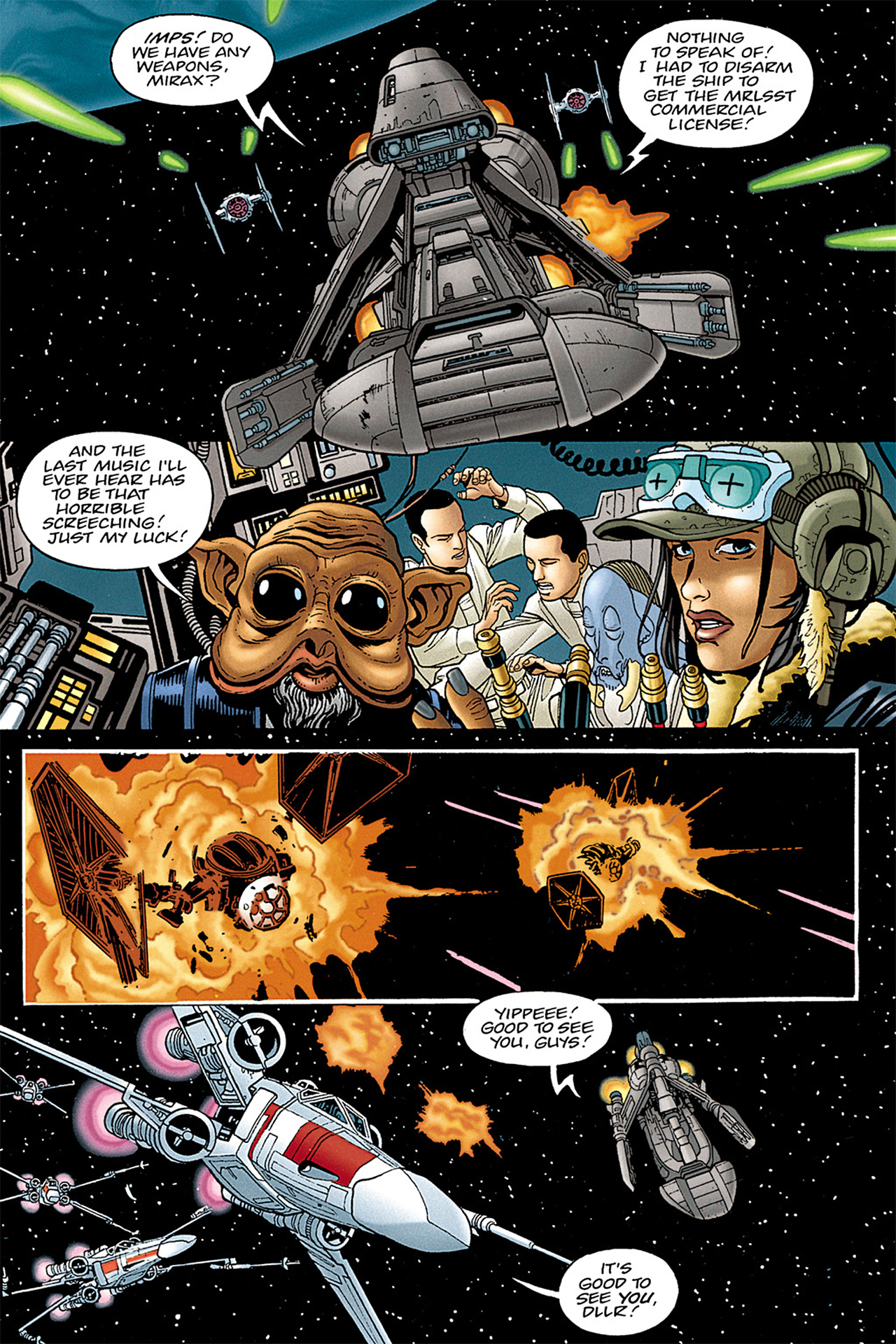 Read online Star Wars Omnibus comic -  Issue # Vol. 1 - 258