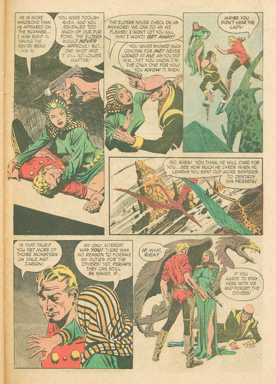 Flash Gordon (1966) issue 4 - Page 29