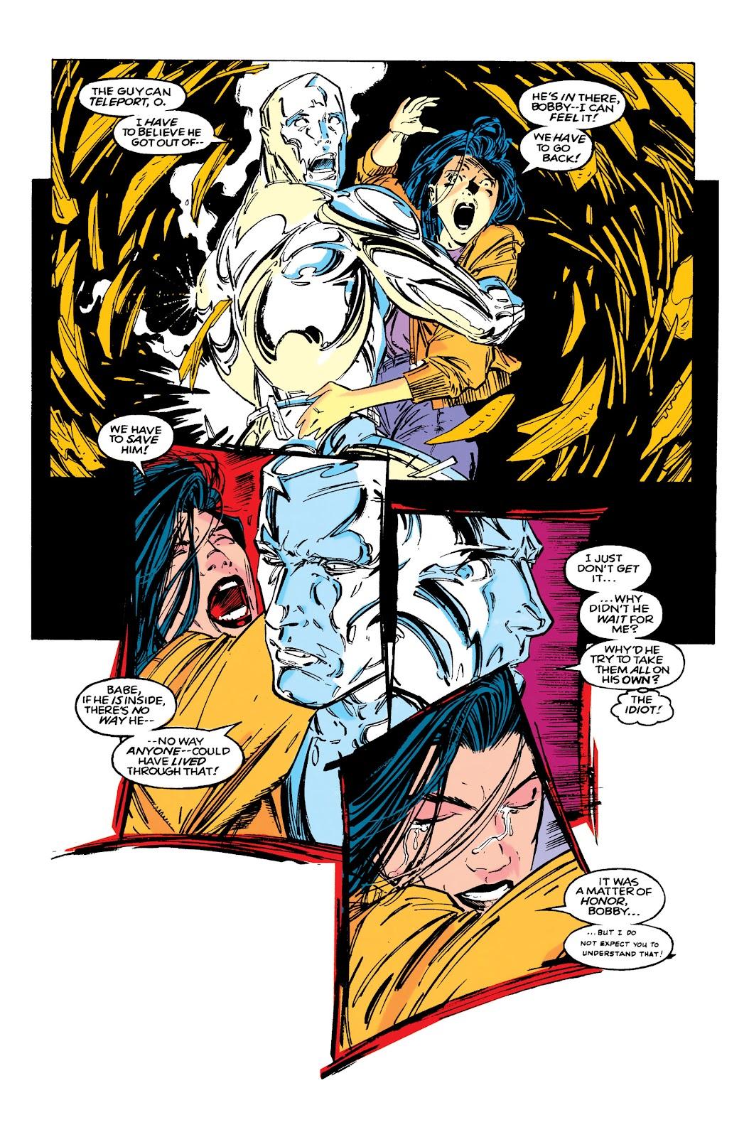 Uncanny X-Men (1963) issue 290 - Page 18