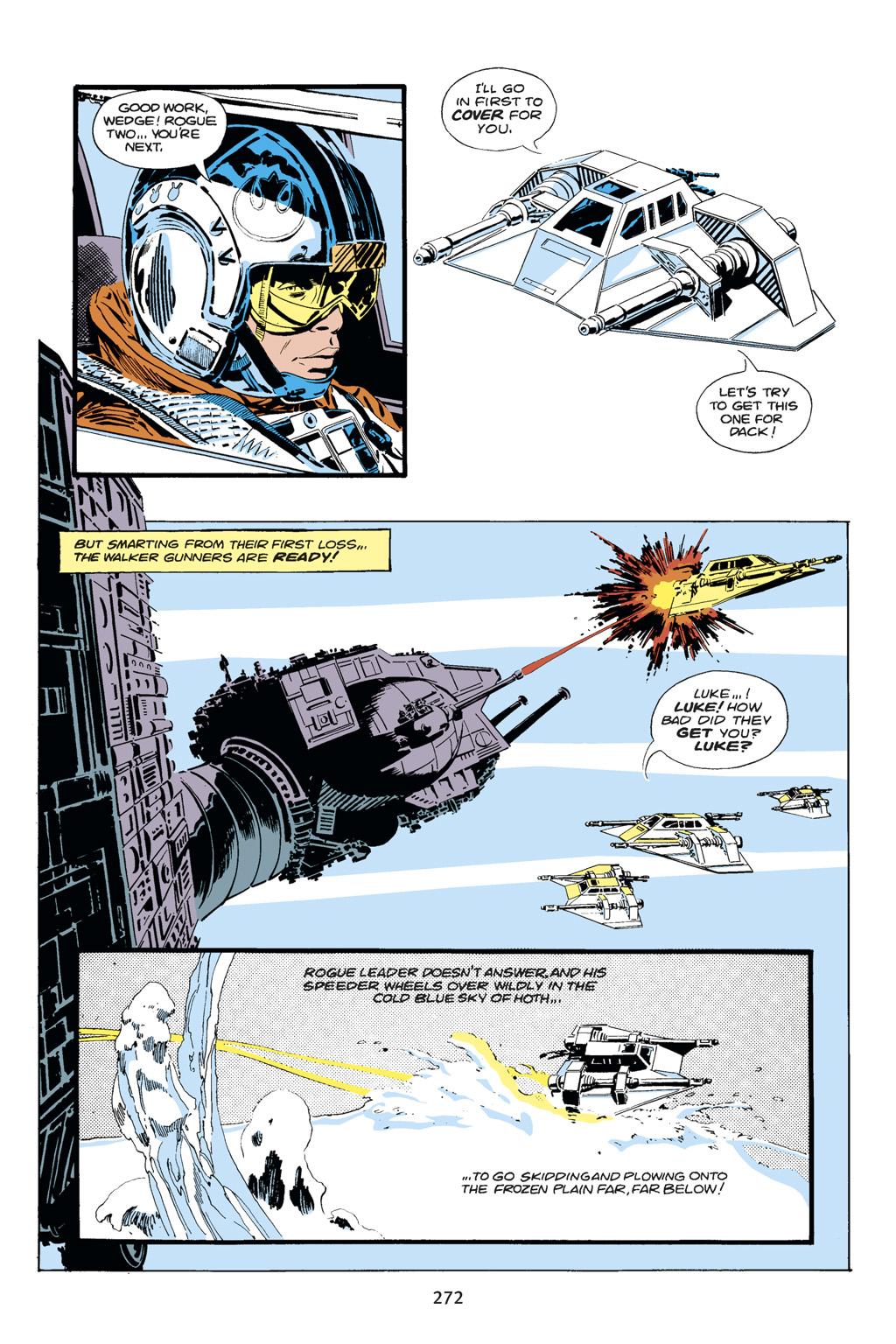 Read online Star Wars Omnibus comic -  Issue # Vol. 14 - 270