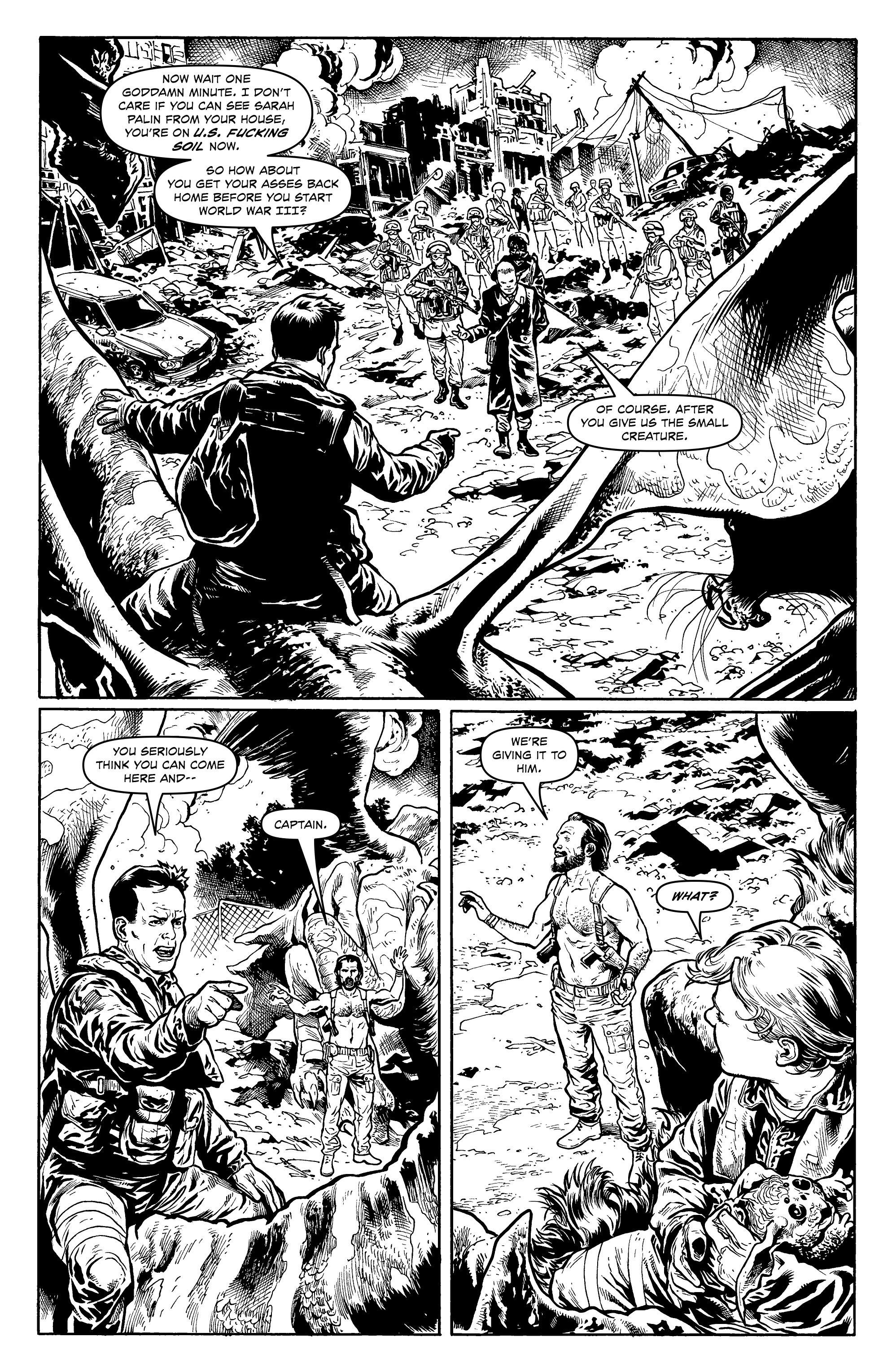 Read online Alan Moore's Cinema Purgatorio comic -  Issue #6 - 45