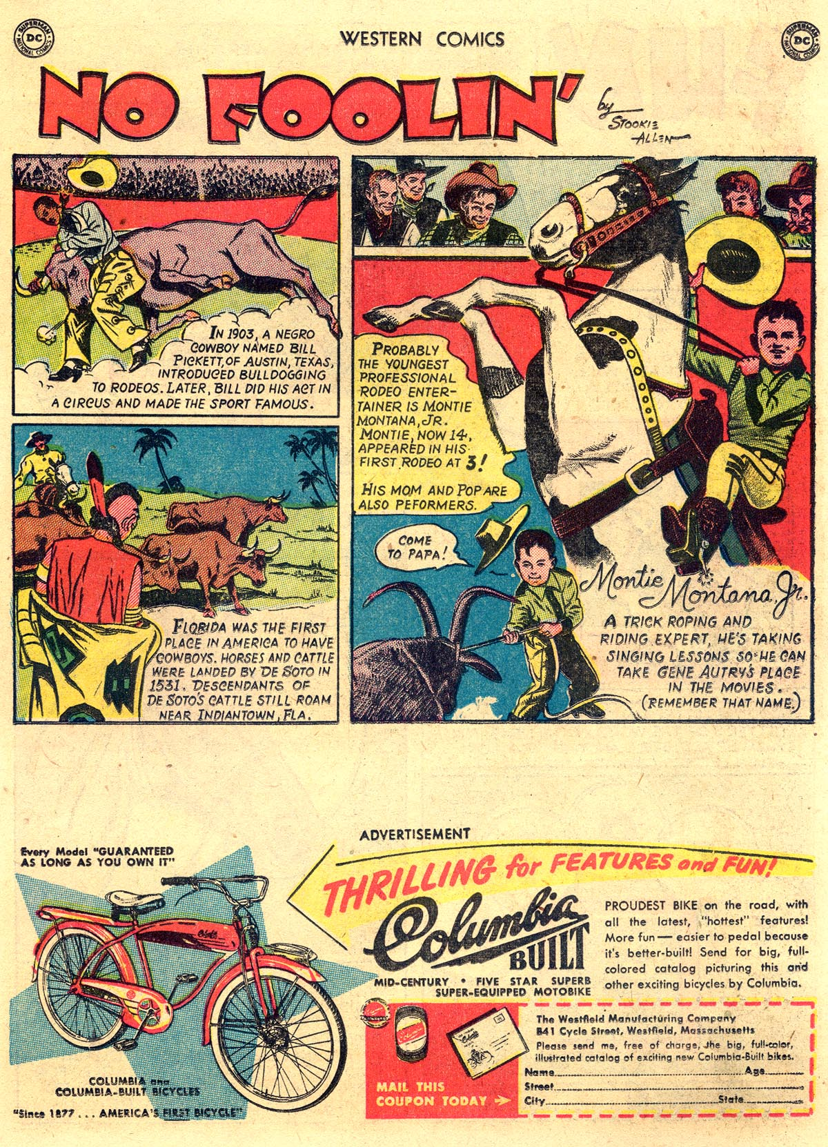 Western Comics issue 19 - Page 33
