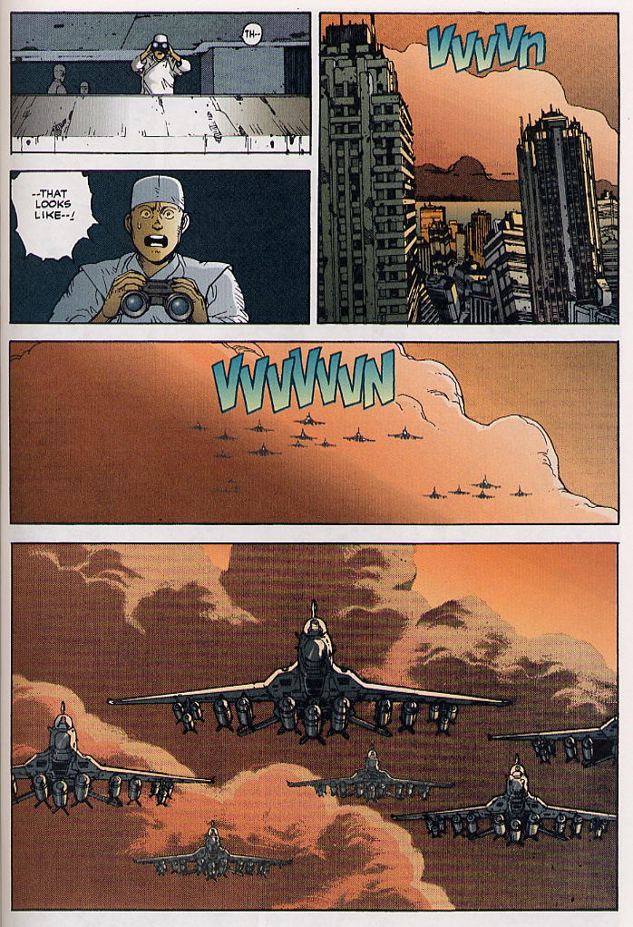 Read online Akira comic -  Issue #32 - 62