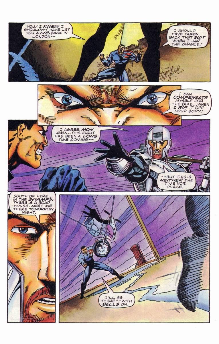 Read online Secret Weapons comic -  Issue #19 - 15