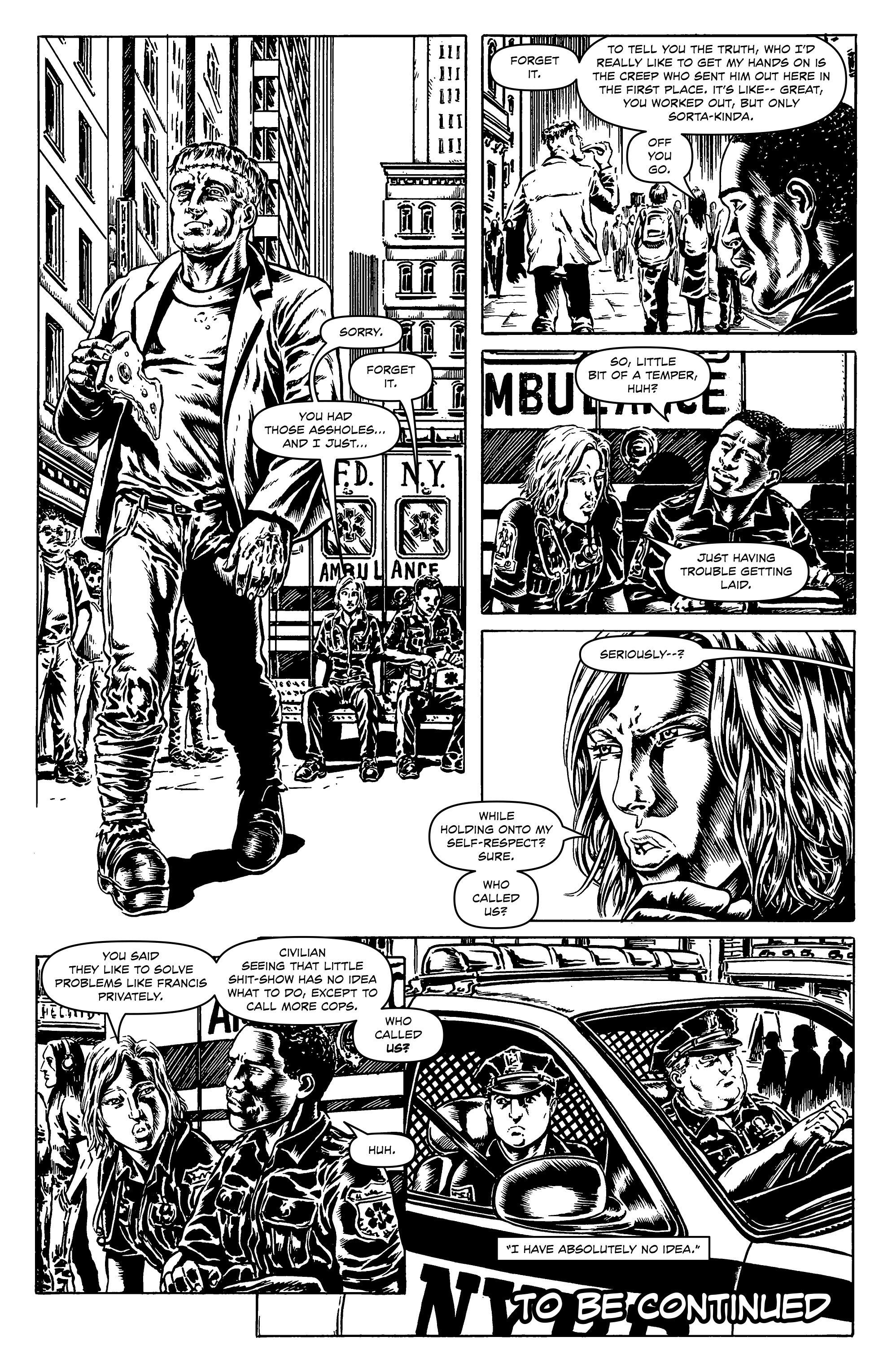 Read online Alan Moore's Cinema Purgatorio comic -  Issue #2 - 22