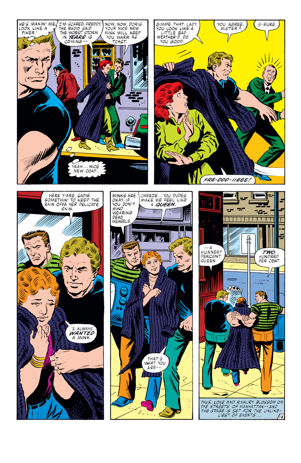 The Amazing Spider-Man (1963) 217 Page 12