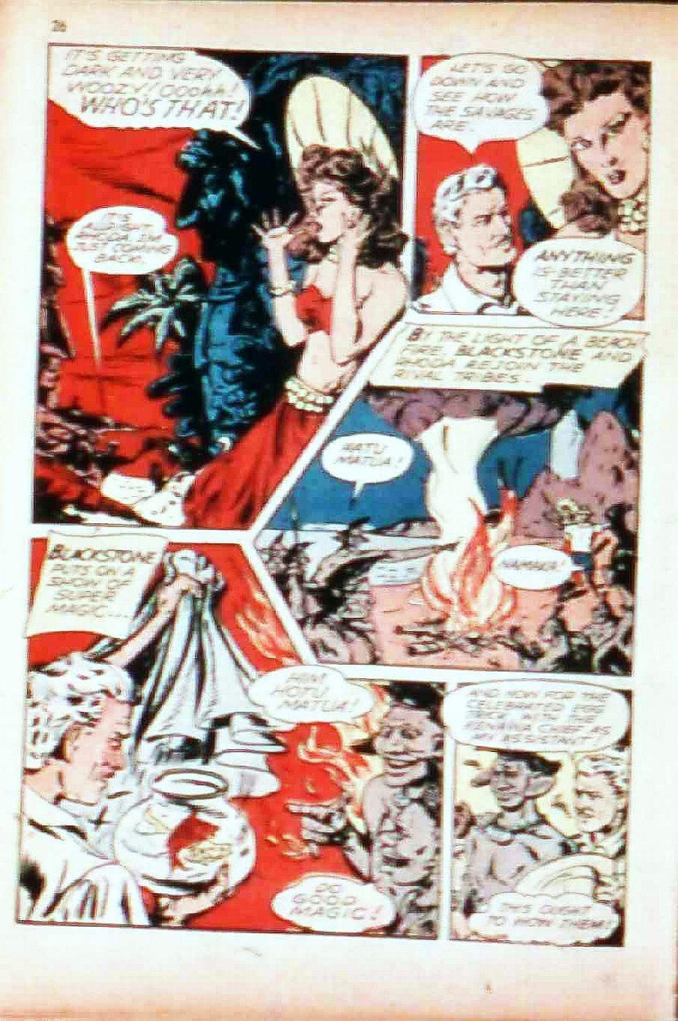 Read online Super-Magician Comics comic -  Issue #17 - 26