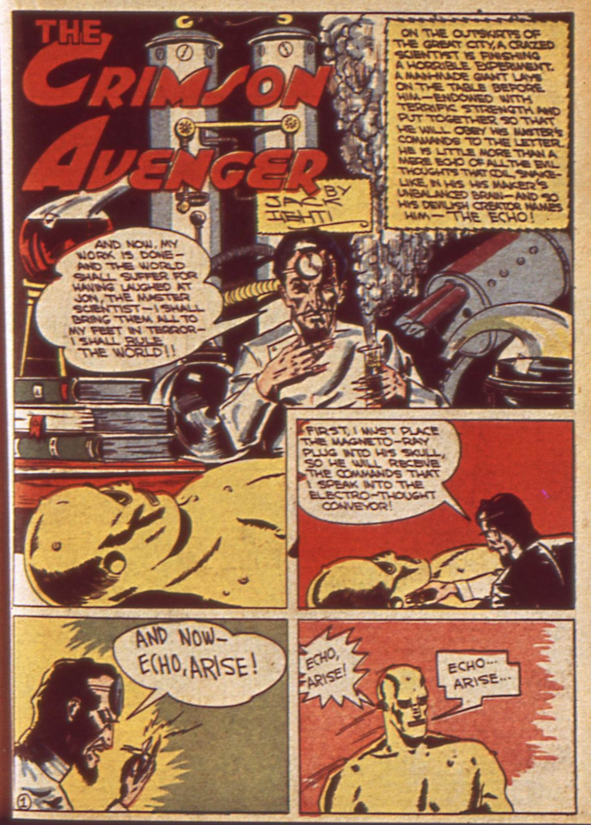 Read online Detective Comics (1937) comic -  Issue #49 - 25