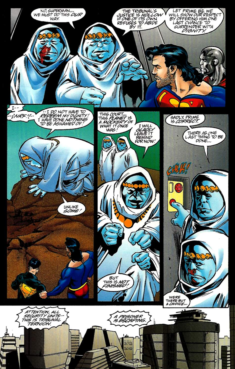 Read online Adventures of Superman (1987) comic -  Issue #531 - 15
