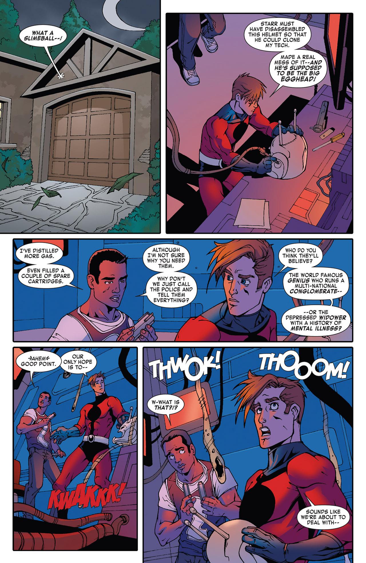 Read online Ant-Man: Season One comic -  Issue #Ant-Man: Season One Full - 77